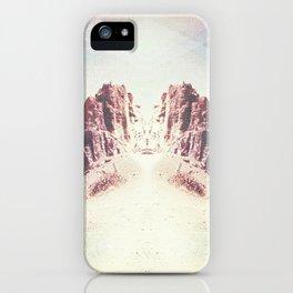 rocky gates iPhone Case