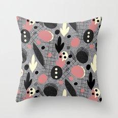 CONCRETE MEMPHIS II Throw Pillow
