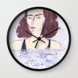 A.L. Wall Clock