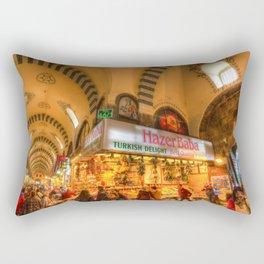 Spice Bazaar Istanbul Rectangular Pillow