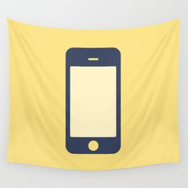 #12 iPhone Wall Tapestry