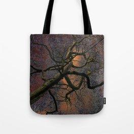 Crazy tree Tote Bag