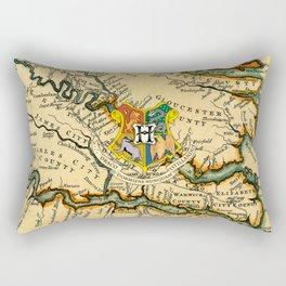 MAP 'H' Rectangular Pillow