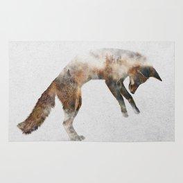 Jumping Fox Rug
