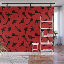 i dream of evil djinn Wall Mural