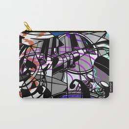 Jam Session (Cacophony) Carry-All Pouch