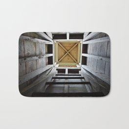 Up the Rung Ladder Bath Mat