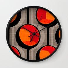 Pod Chair Wall Clock