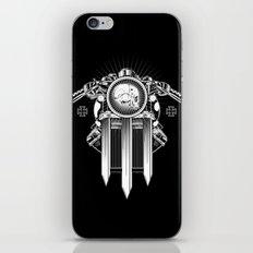 Keep Us on the Road iPhone & iPod Skin