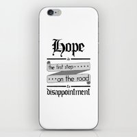warhammer iPhone & iPod Skins featuring Librarian quote, Warhammer 40K by ZsaMo Design