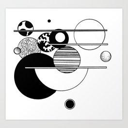 Abstract 52 Art Print
