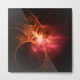 Cosmica Metal Print