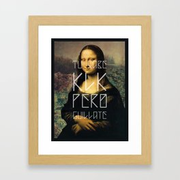 TSKPG Framed Art Print