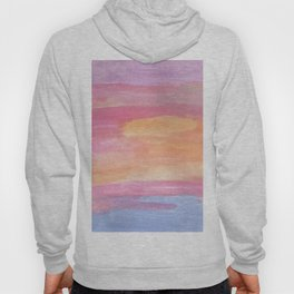 Sunset at the Ocean Hoody