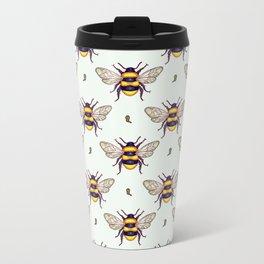honey guards Metal Travel Mug
