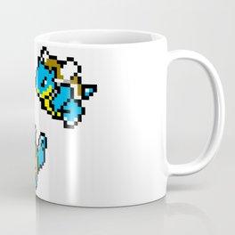 Squirtle Pixel Evolution Coffee Mug