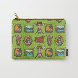 Kitsch Tiki - Framed! Carry-All Pouch