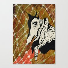 Falladah Canvas Print