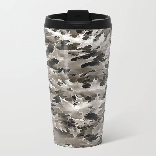 Cineraria Metal Travel Mug