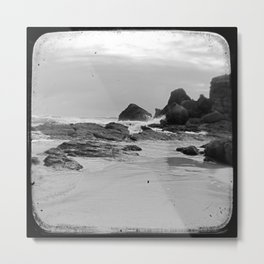 Strange Planet - Through The Viewfinder (TTV) Metal Print