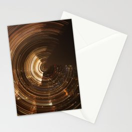 NY Swirl Stationery Cards