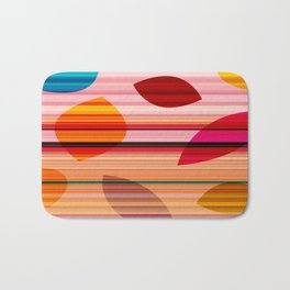 summerstripes Bath Mat