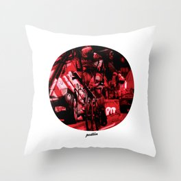 BMC Colours Throw Pillow