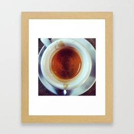 Bean Love Framed Art Print