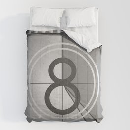 Countdown Film Comforters