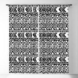 BOHO ETHNIC PATTERN 1 Blackout Curtain