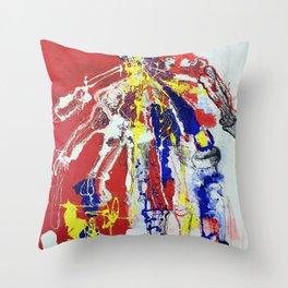 Lefty  Throw Pillow
