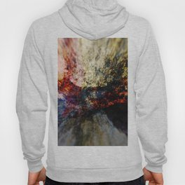 Abstract colorful explosion rocks nature energy illustration Hoody