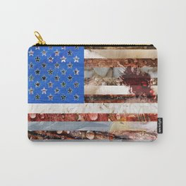 A Merry Kiss Carry-All Pouch