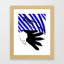 Kollage n°186 Framed Art Print