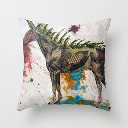 Zombify Throw Pillow