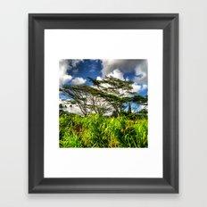 Jurassic Framed Art Print