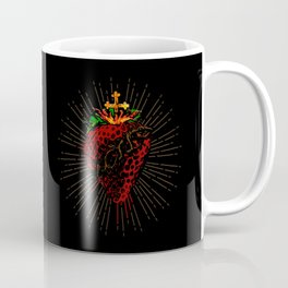 Sacred Strawberry Coffee Mug