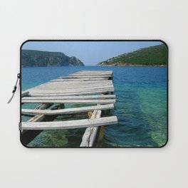Old memories from Greece Laptop Sleeve
