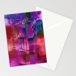 Infused colors Stationery Cards