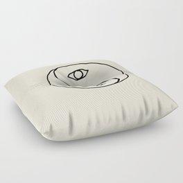 balanced Floor Pillow