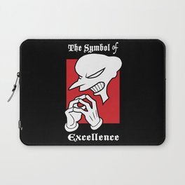 Symbol of Excellence Laptop Sleeve
