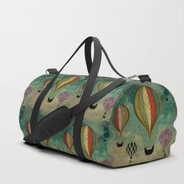 1er vuelo Aerostático en España Duffle Bag