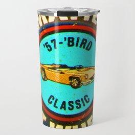 Hot Wheels '57 Bird Classic Travel Mug