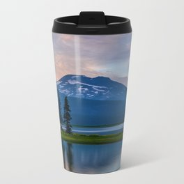South Sister Glow Metal Travel Mug