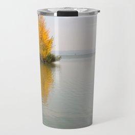 Fire on Water Travel Mug