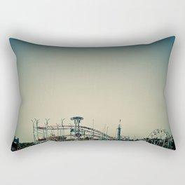 The Carnival. Rectangular Pillow