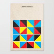 III Samplers 1/6 Canvas Print
