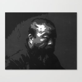 Ai Weiwei: Apologize For Nothing Canvas Print
