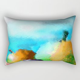 From nature. Rectangular Pillow