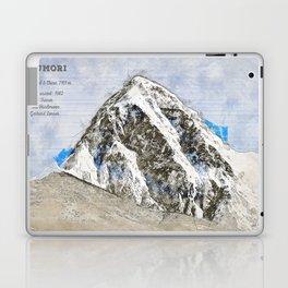 Pumori, Nepal / China Laptop & iPad Skin